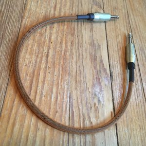 "Doc's Basement 18"" Studio TRS Patch Cable"