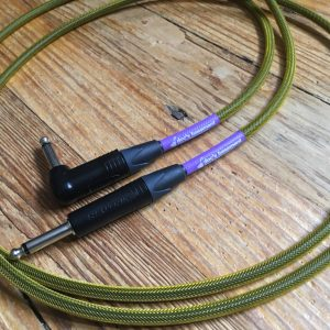 Doc's Basement MoFlex Instrument Cable Yellow