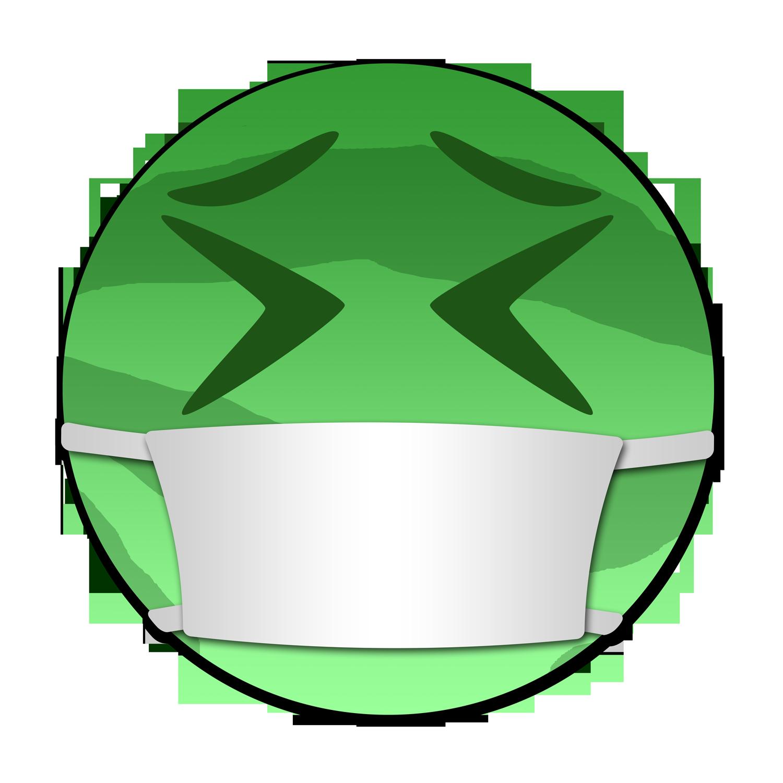 ill melons mask logo